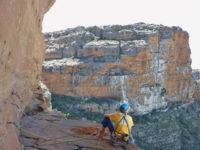 Cederberg rock climbing