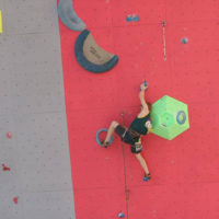 Rock climbing world youth championships guangzhou