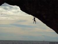 ES PONTAS Second Ascent by Jernej Kruder (2016) Psicobloc Mallorca