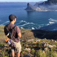 Hiking Blackburn Ravine Chapmans Peak