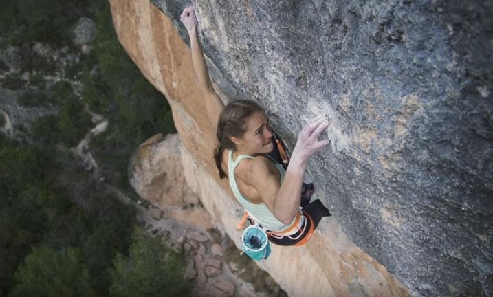 Cheap Car Finder >> Margo Hayes sends La Rambla (9a+/5.15a) - Climb ZA - Rock