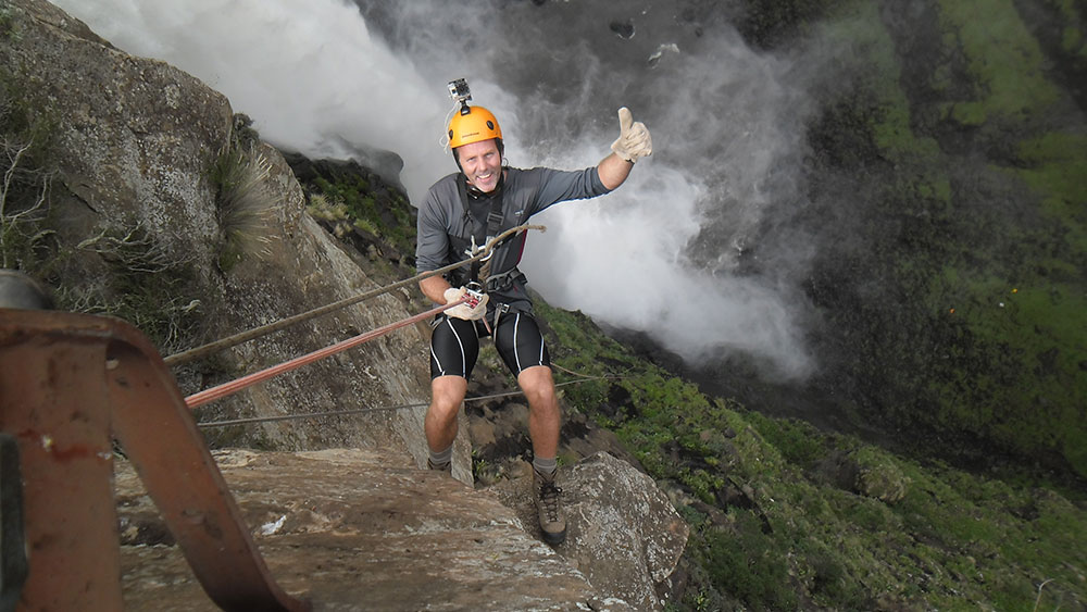 Support for the Climb for K9 - Drakensberg Grand Traverse