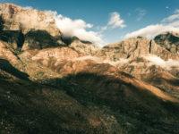 Slanghoek mountains