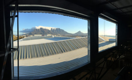 CityROCK view of Table Mountain Cape Town