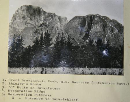 drakestein mountain routes
