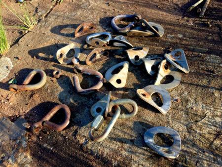 old hangers