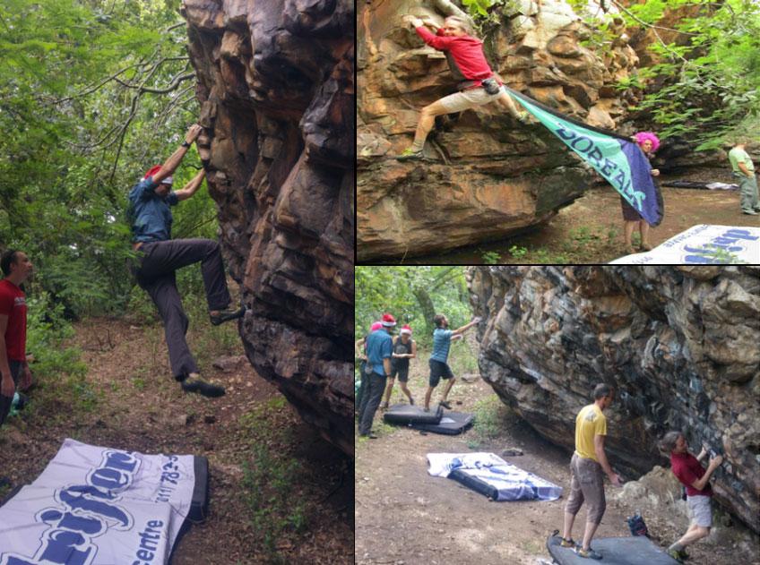 Gauteng Rock Climbing