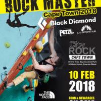 Rock Master climbing 2018