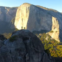 Yosemite Drone