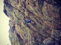 Andrea Biffi Montagu Climbing