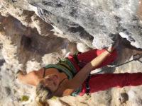 Turkey climbing