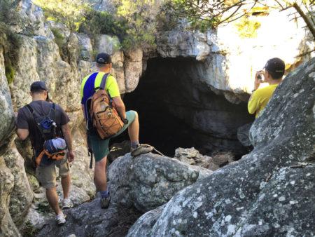 Muizenberg Cave