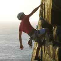 Australia climbing