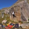 driehoek bouldering