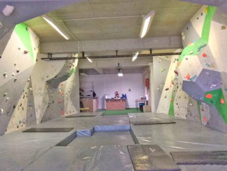 Hangtime climbing gym franchise