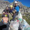 Table Mountain Clean up 2018