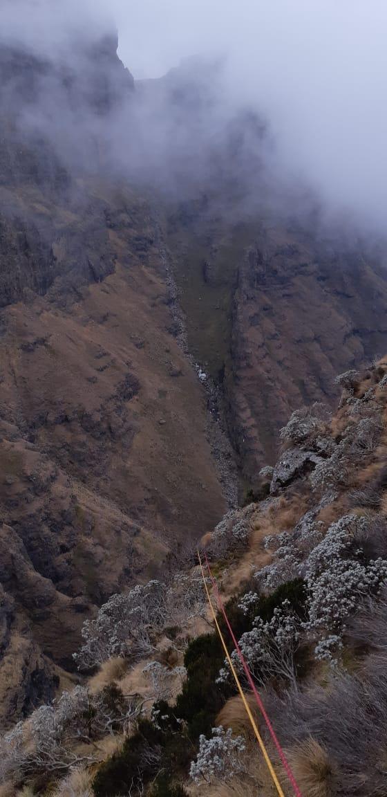 The Column Drakensberg