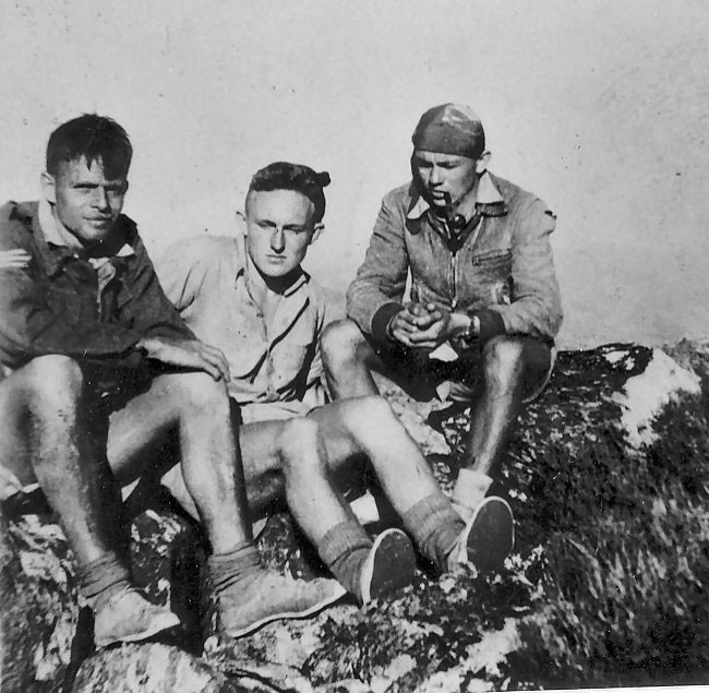 Table Mountain Climbing history