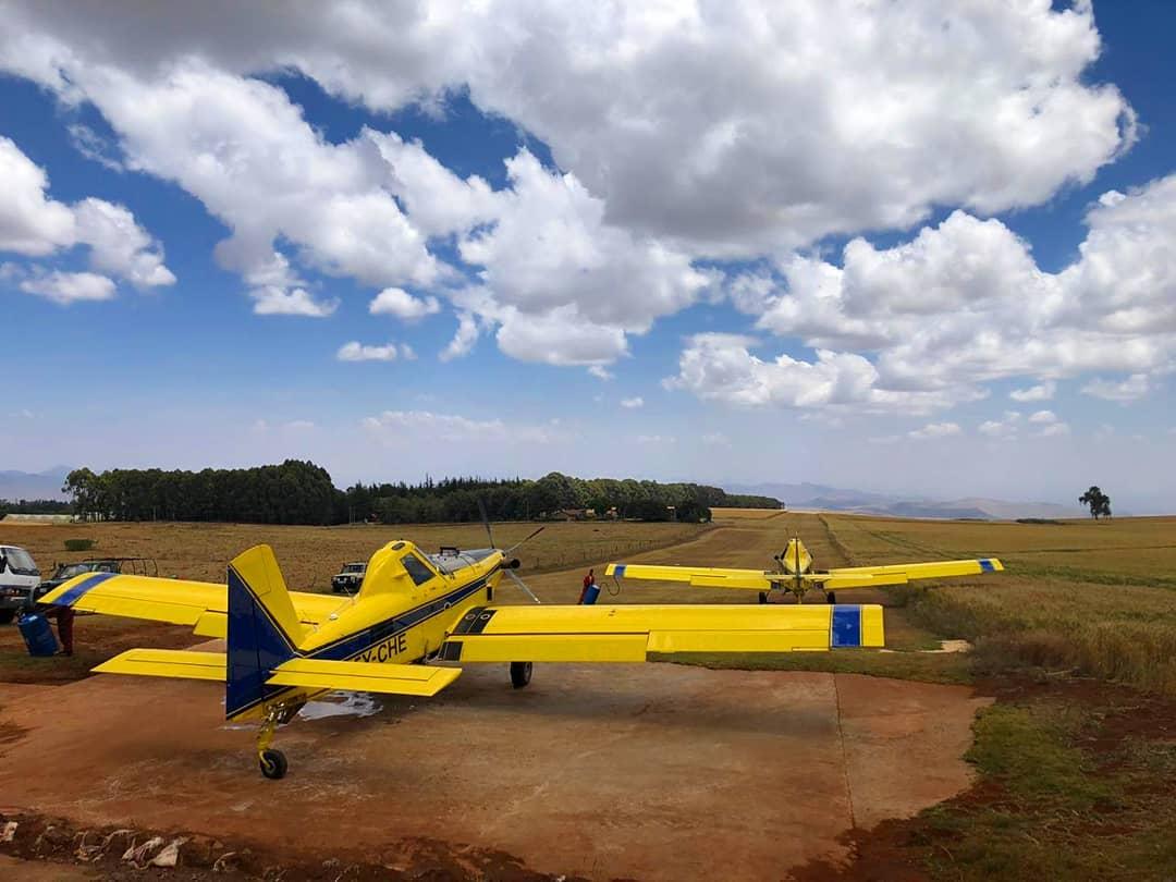 Mount Kenya Planes