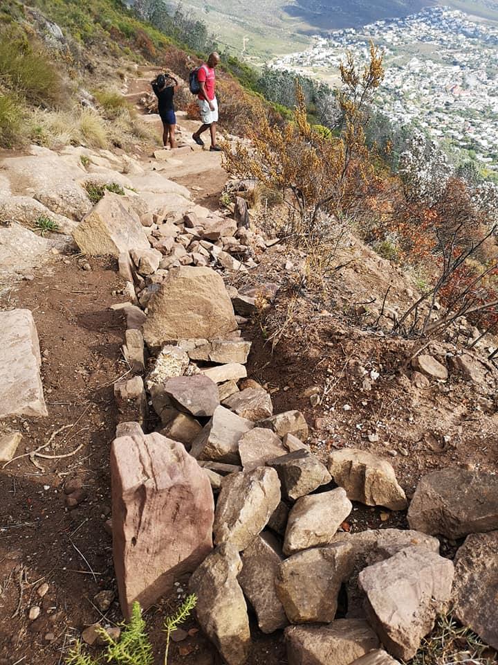 Lions Head Path Maintenance 2019