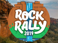 Boven Rock Rally 2019 logo
