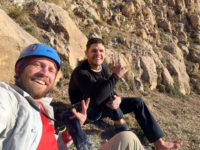 Climbing travel