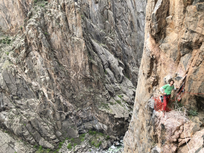 USA Climbing Trad Exchange 2019