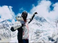 Saray Khumalo mount everest