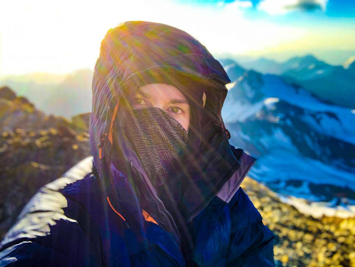 summit bid Aconcagua