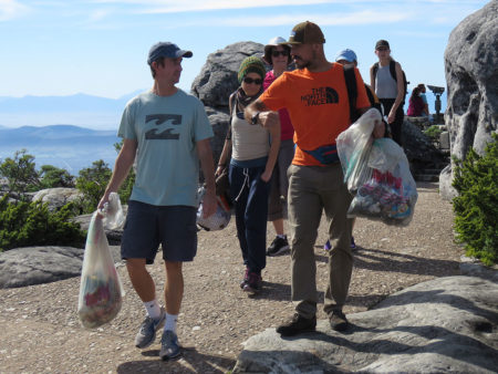 Table Mountain Clean up 2019