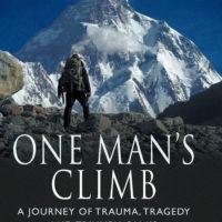 One Mans Climb Book Cover