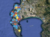 Crime Map Cape Town