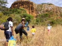 Mount Kenya Rock Climbing