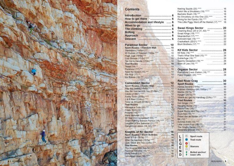 Rooiberg Guidebook