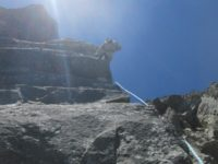 Africa Arete, Table Mountain