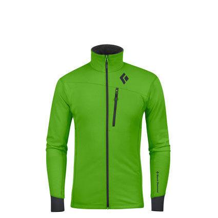 Black diamond jacket green