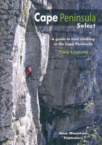 Cape Peninsula Select Trad Climbing Guide