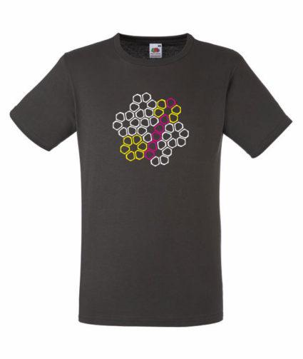 Climb ZA Hex Mandala T-Shirt Mens
