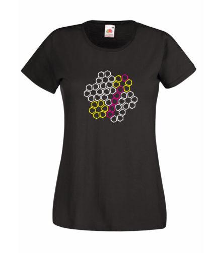 Climb ZA Hex Mandala T-Shirt Womens