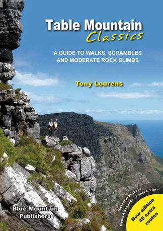 Table Mountain Classics Walks Scrambles Climbs