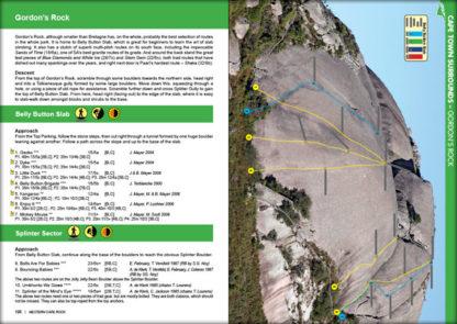 Western Cape Rock - Paarl (Gordon's Rock)