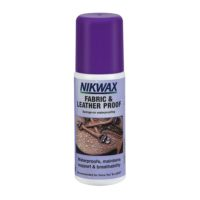 Nikwax Fabric & Leather - 125ml
