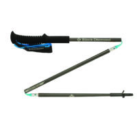 Black Diamond Distance Carbon Z Trekking Poles Single 130cm