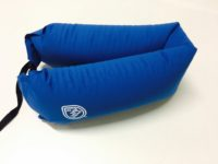 JR Gear Tube Pillow - Blue