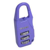 Gidgitz Small Combo Travel Lock