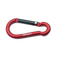 Gidgitz Micro Key Hole Carabiner