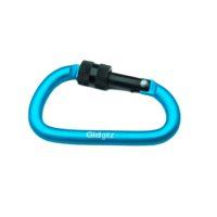 Gidgitz Micro Locking 6cm Carabiner