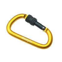 Gidgitz Micro Locking 8cm Carabiner
