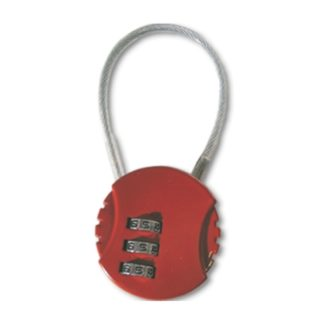 Gidgitz Cable Combo Travel Lock
