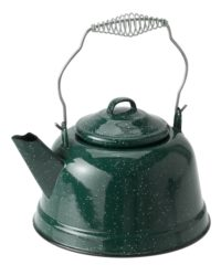 GSI Outdoors Tea Kettle - Green